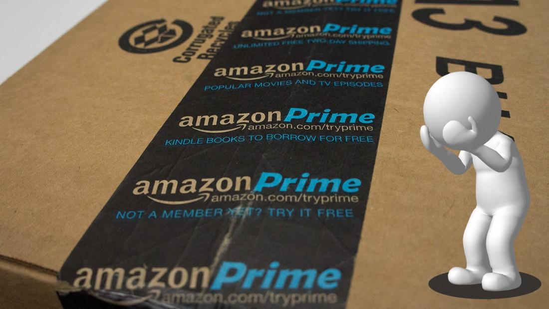 Amazon Prime da oggi costa il doppio!