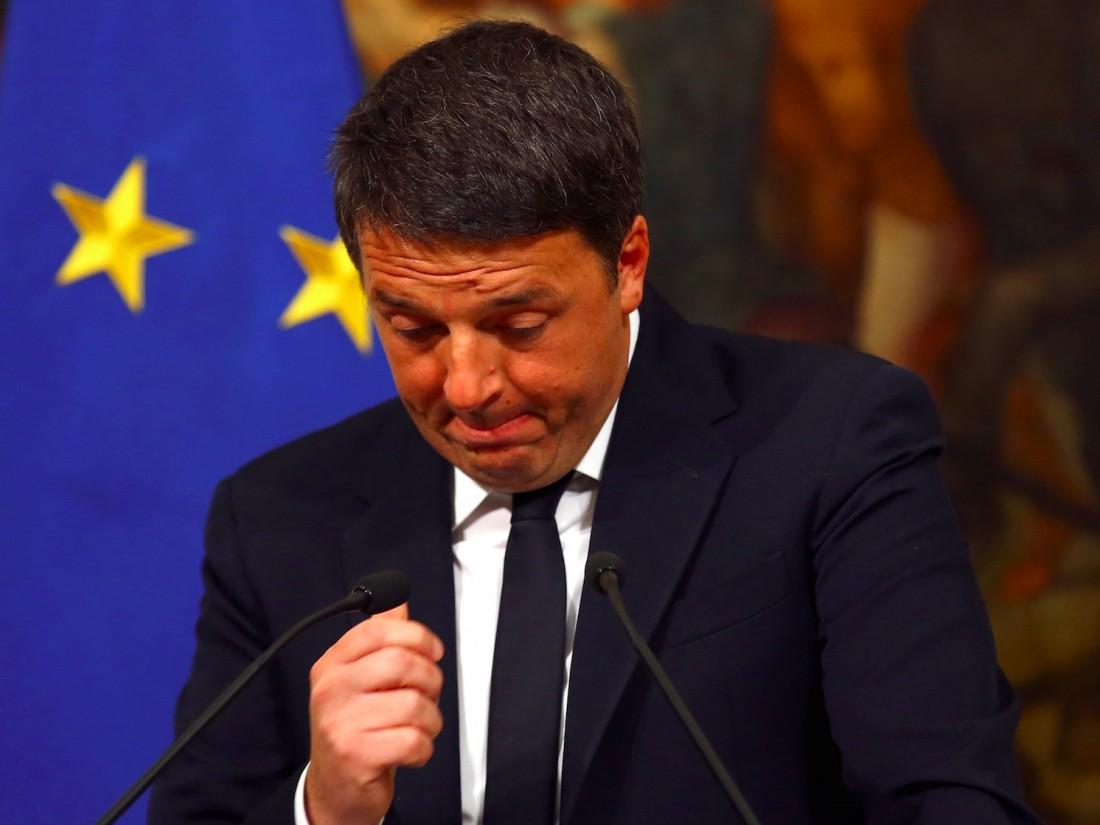 Renzi sconfitto al Referendum Costituzionale